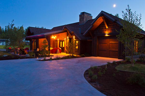 Gallery- Exteriors Home Builder in Whitefish Montana and the Flathead Valley