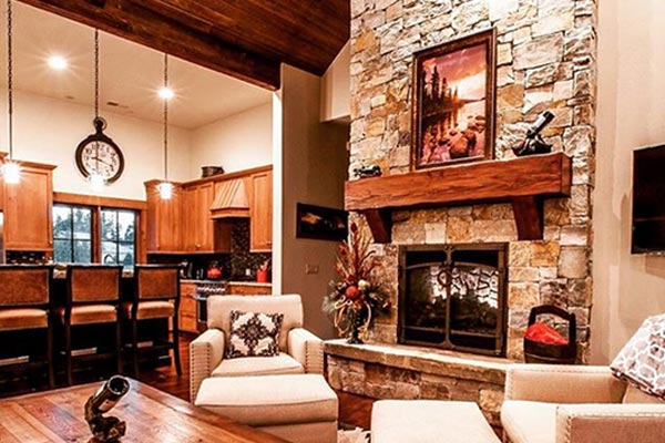 Gallery - Interiors Builder in Whitefish Montana and the Flathead Valley